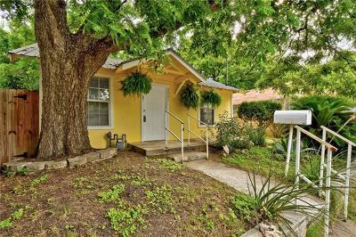 Single Family Home For Sale: 2402 Santa Rita St