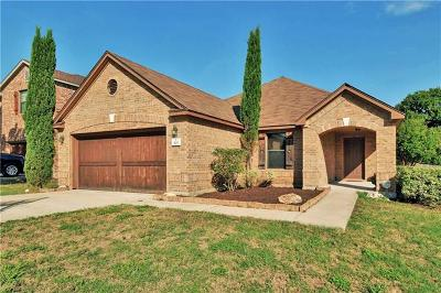 Cedar Park Single Family Home For Sale: 507 Trail Dust Dr