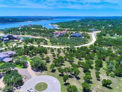 Reserve A Lake Travis, Reserve At Lake Travis, Reserve At Lake Travis Rev Residential Lots & Land For Sale: 19204 Secretariat Pl