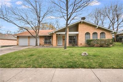 Austin Single Family Home For Sale: 9011 Collinfield Dr