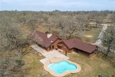 Cedar Creek TX Single Family Home For Sale: $333,900