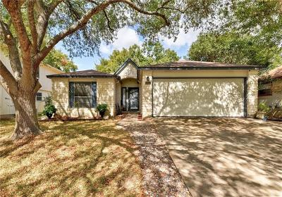 Travis County Single Family Home For Sale: 10614 Watchful Fox Dr