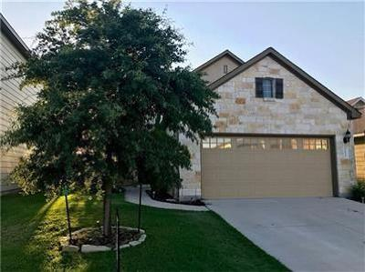 Austin Single Family Home For Sale: 16012 Hampton Bliss Trce