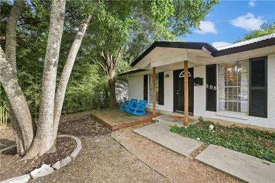 Austin Single Family Home For Sale: 305 Lightsey Rd