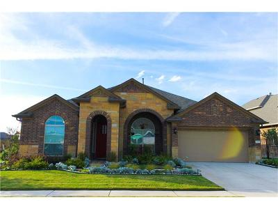 Pflugerville Single Family Home For Sale: 18300 Orvieto Dr