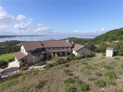 Burnet  Single Family Home For Sale: 200 White Bluff Trl