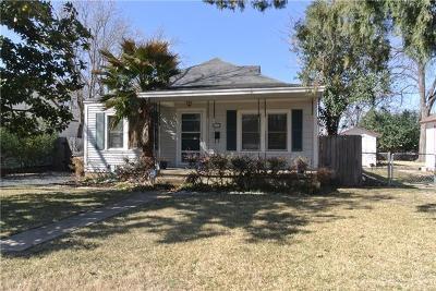 Travis County Single Family Home Pending - Taking Backups: 5208 Avenue G