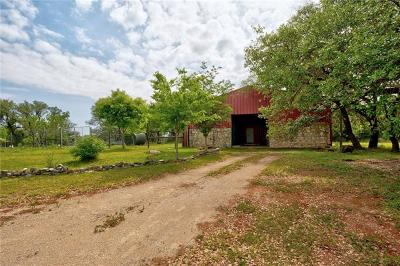 Hays County Single Family Home For Sale: 15210 Fitzhugh Rd