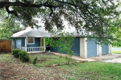 Austin Rental For Rent: 4507 Dorsett Oaks Cir #A
