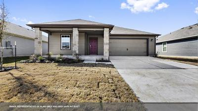 Hutto Single Family Home For Sale: 315 Cassandra Dr
