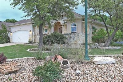 Georgetown Single Family Home For Sale: 5057 Big Bend Trl