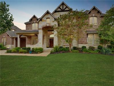 Austin Single Family Home For Sale: 1076 Grassy Field Dr