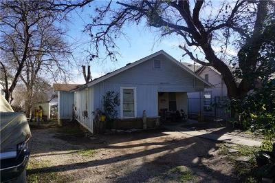 Austin Single Family Home For Sale: 2303 E 11th St