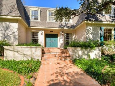 Austin TX Single Family Home For Sale: $1,300,000