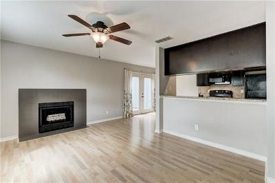 Travis County Condo/Townhouse Pending - Taking Backups: 6700 Cooper Ln #35