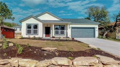 Lago Vista Single Family Home For Sale: 3903 Clinton Ln