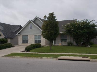 Killeen TX Single Family Home For Sale: $175,000