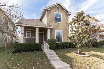 Cedar Park Single Family Home Pending - Taking Backups: 1807 Franklin Mountain Dr
