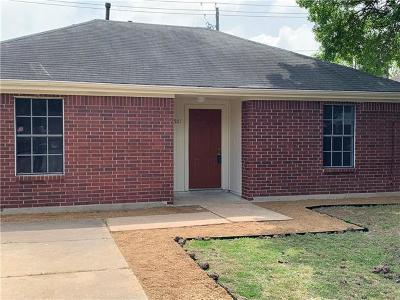 Austin Single Family Home For Sale: 2501 Blue Meadow Dr