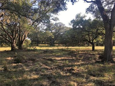 Hays County Residential Lots & Land For Sale: Redemption Ave:lot 38
