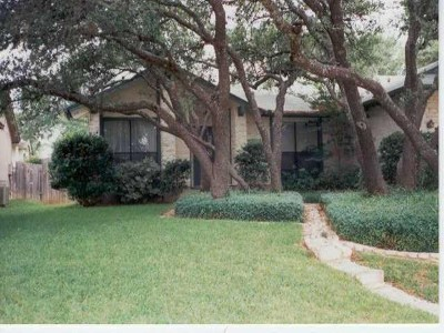 Austin Single Family Home For Sale: 11908 Bittern Holw