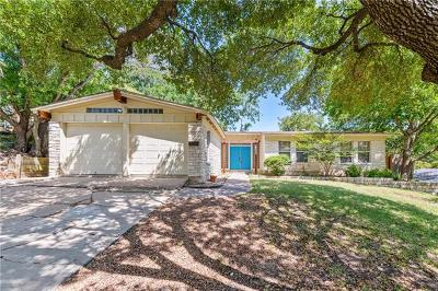 Austin Single Family Home For Sale: 2506 Cedarview Dr