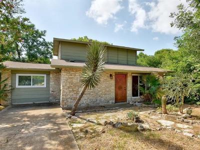 Austin Single Family Home For Sale: 6411 Cannonleague Dr