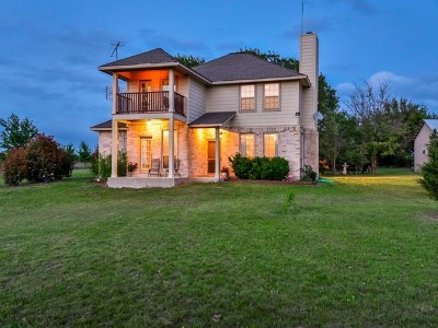 Williamson County Single Family Home Pending - Taking Backups: 23 County Road 289