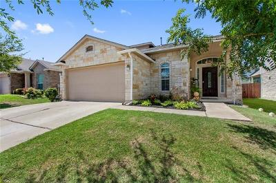 Pflugerville Single Family Home For Sale: 2008 Golden Sunrise Ln