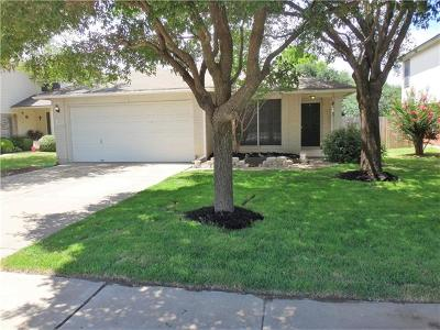 Round Rock Rental For Rent: 2245 Ada Ln