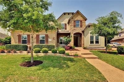 Round Rock Single Family Home For Sale: 2200 Park Place Cir