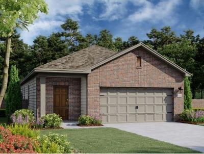 Pflugerville Single Family Home For Sale: 5808 Wolf Pack Dr