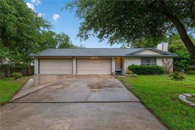Austin Rental For Rent: 12401 Bedrock Trl