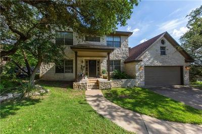 Wimberley Single Family Home For Sale: 701 Mountain Crest Dr