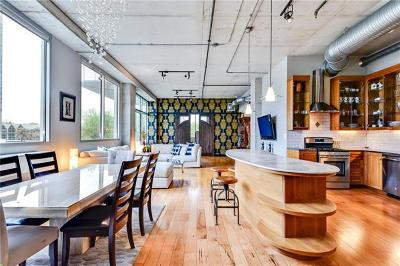 Austin Condo/Townhouse For Sale: 800 W 5th St #302