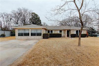 Single Family Home For Sale: 2308 Rustic Oak Ln