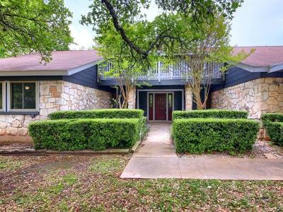 Austin Single Family Home For Sale: 13500 Briar Hollow Dr