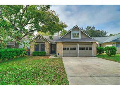 Single Family Home For Sale: 9900 Briar Ridge Dr