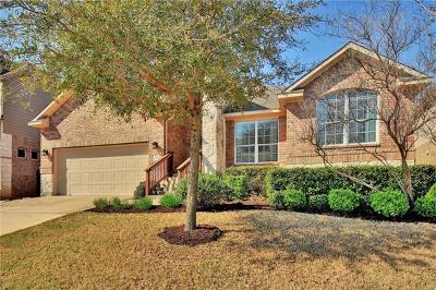 Cedar Park Single Family Home For Sale: 205 Kati Ln