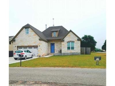 Wimberley TX Single Family Home Pending - Taking Backups: $315,000