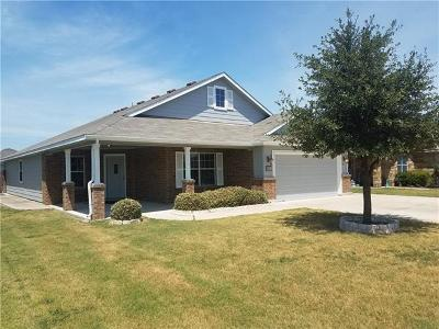 Hutto Single Family Home Pending - Taking Backups: 211 Foxglove Dr
