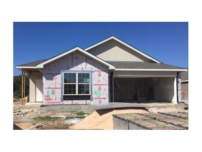 Leander Single Family Home For Sale: 813 Tabernash Dr