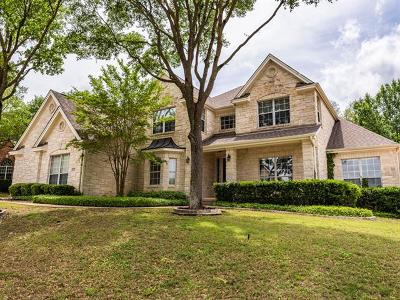Round Rock Single Family Home For Sale: 2127 Hilton Head