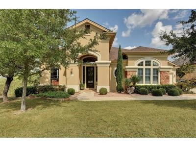 Bee Cave Single Family Home Pending - Taking Backups: 16120 Zagros Way