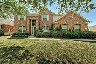 Hays County, Travis County, Williamson County Single Family Home For Sale: 12416 Tabor Oaks Dr