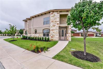 Round Rock TX Single Family Home For Sale: $305,500