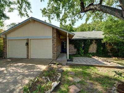 Austin Single Family Home For Sale: 12008 Swallow Dr