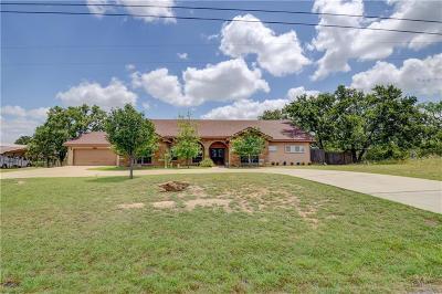 Kingsland Single Family Home For Sale: 1610 Skyline Dr