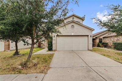 Hays County, Travis County, Williamson County Single Family Home Pending - Taking Backups: 6912 Derby Downs Dr