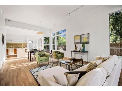 Austin Single Family Home Pending - Taking Backups: 500 Zennia St #B